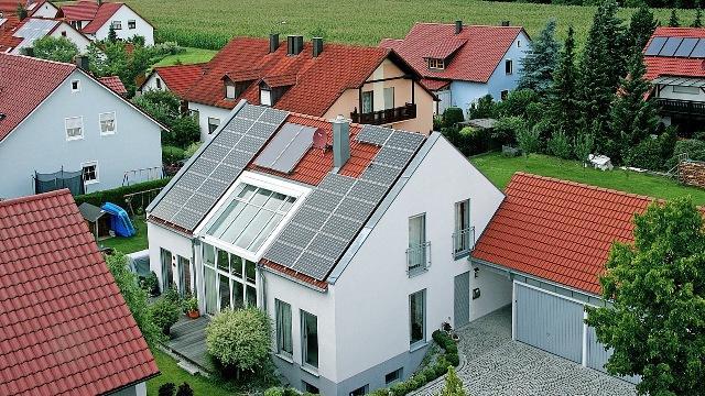 Photovoltaik Privathaus Darmstadt