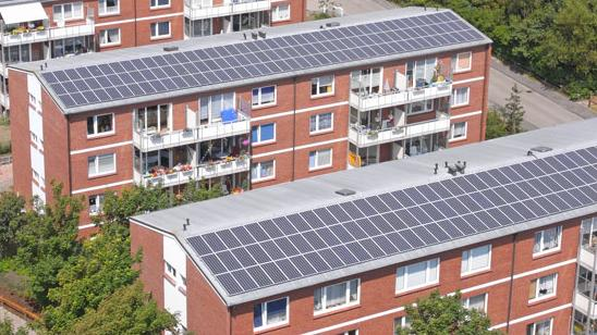 Photovoltaik Mieterstrom Darmstadt